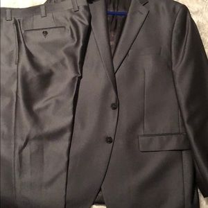 Men's Calvin Klein suit